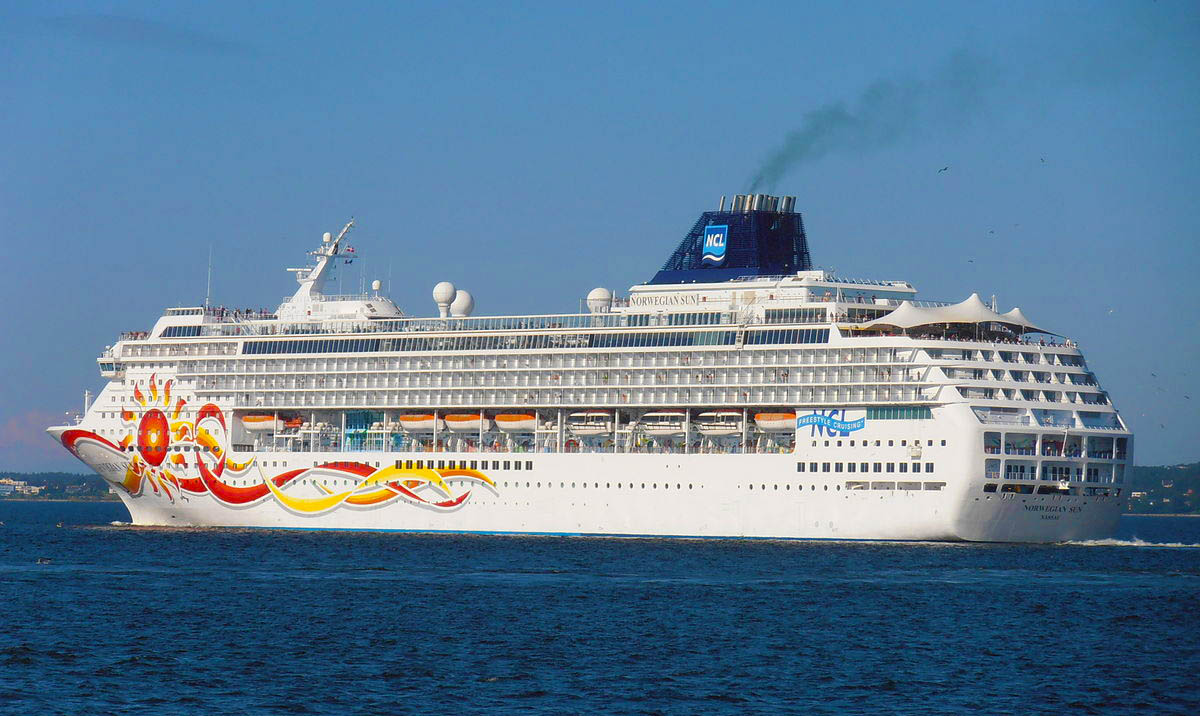 Cruise Ship Begins Sailing All Inclusive Cruises From Port